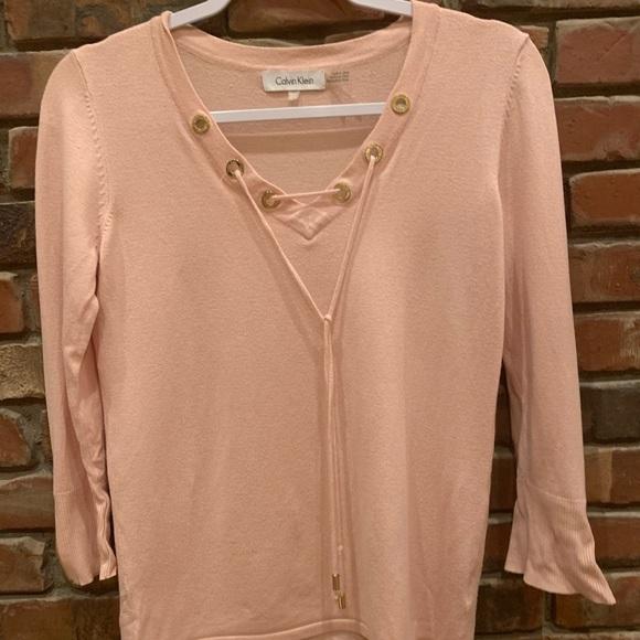 3/4 length dressy top
